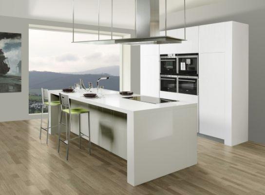 El blanco en los muebles de cocina - Blog cocinas Ivory - Cocinas Ivory