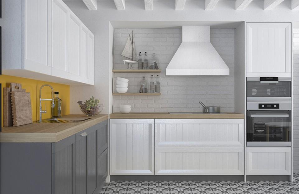 Muebles De Cocina Baratos Y Cocinas Abiertas Un Tándem